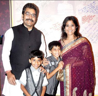 Ashutosh Rana Family Wife Son Daughter Father Mother Marriage Photos Biography Profile.