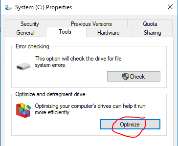 computer running slow windows 7
