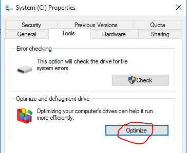 computer running slow windows 7
