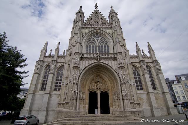 Notre Dame du Sablon - Bruselas, por El Guisante Verde Project