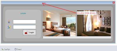 10 - Part2 Menciptakan Aplikasi Hotel Dengan Vb.Net + Database Mysql – Menciptakan Form Login