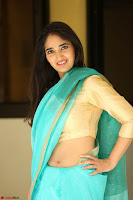 Radhika Mehrotra in Green Saree ~  Exclujsive Celebrities Galleries 012.JPG