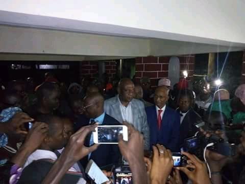 Guinée: contentieux électoral des élections communales du 04 février 2018, l'opposition républicaine vers un gain de cause1