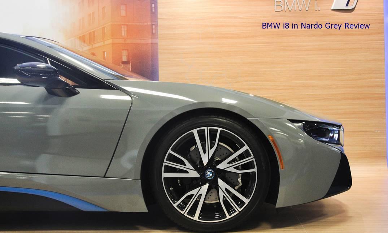Bmw I8 In Nardo Grey Review Auto Bmw Review