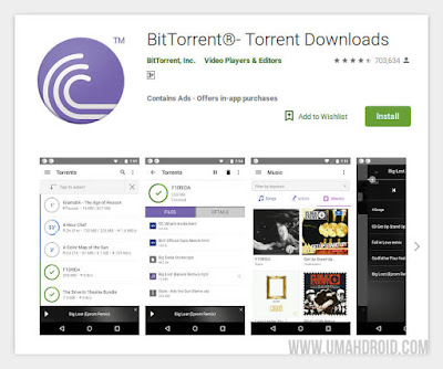 BitTorrent Android Gratis