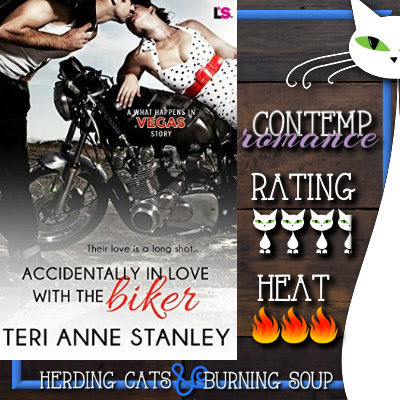 3.5 stars-- Accidentally in Love with the Biker by Teri Anne Stanley