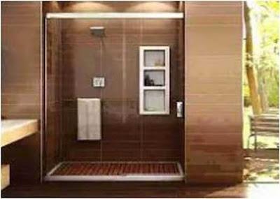 Bathroom Layout Ideas Walk In