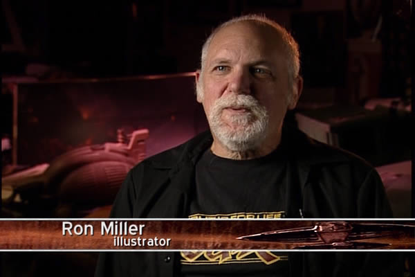 Image result for artista Ron Miller
