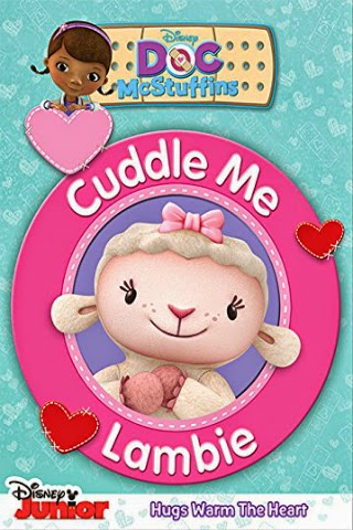 Doc McStuffins Cuddle Me Lambie [2015] [DVD FULL] [NTSC] [Latino]
