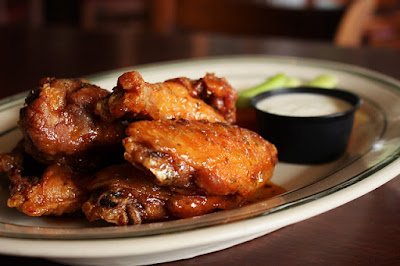 Hot Wings are a Favorite Atkins Induction staple