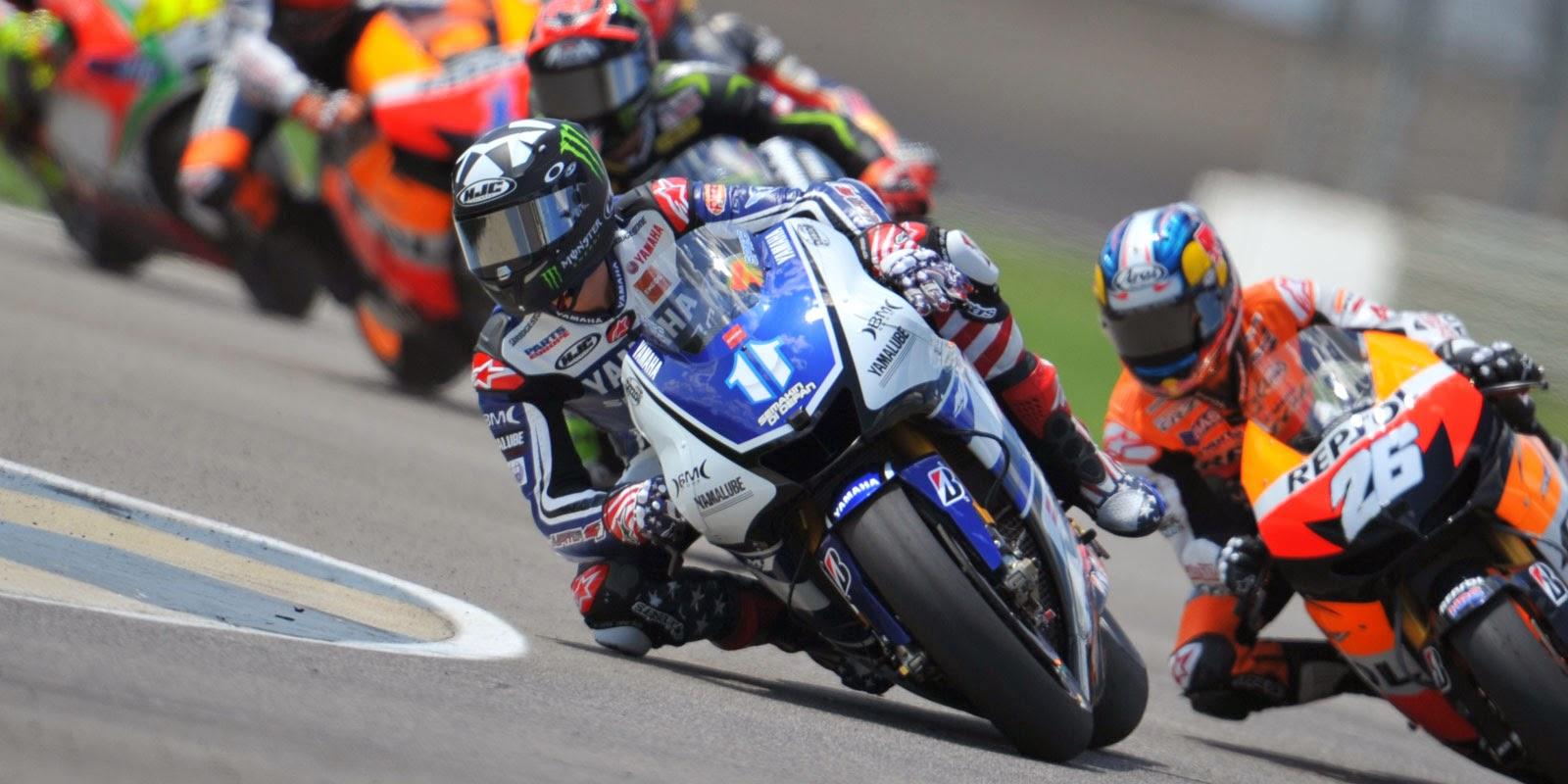 Update Jadwal MotoGP 2014 Terbaru