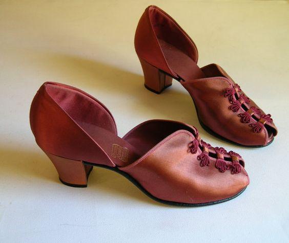 Flower Girl Slipper Shoes