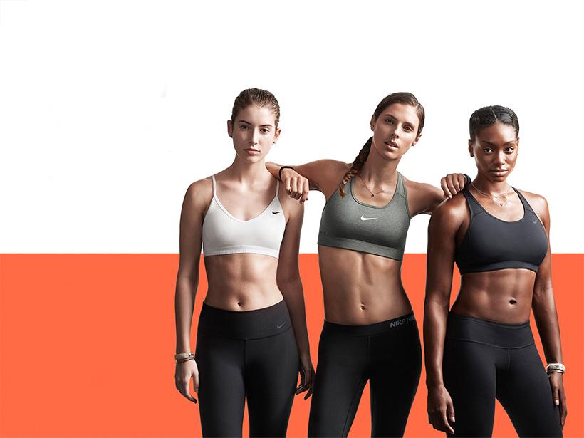 atlet Cantik Merek Nike Adidas Mizuno Reebok Puma seksi