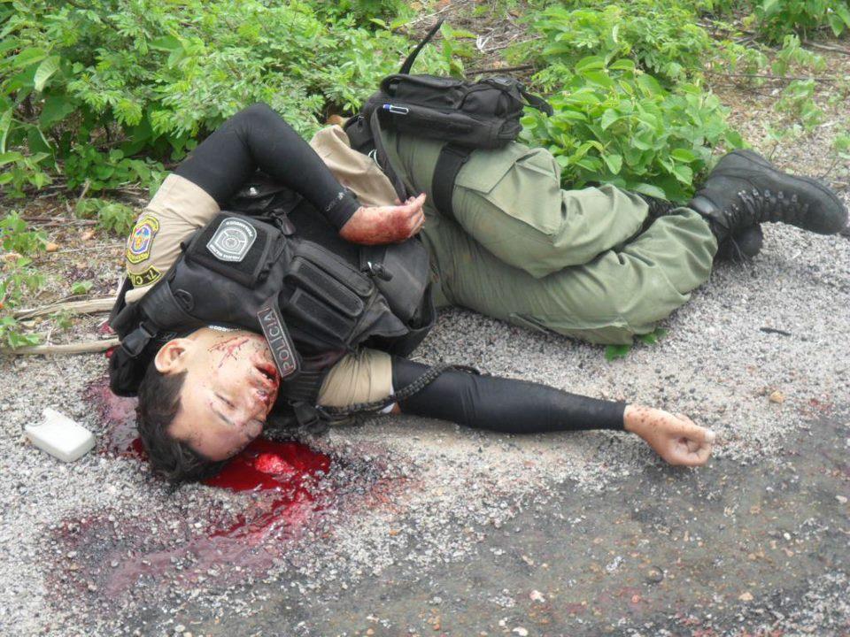 ABSURDO!! Ministério Público ensina policiais a morrerem sem reagir.