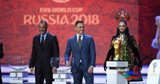 مصر بالمجموعة الأولى مع روسيا والسعودية وأوروجواى فى كأس العالم