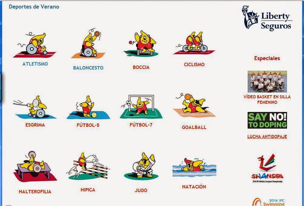 Deportes Diferentes Deportes: Educación Física Y Deportes: Febrero 2015