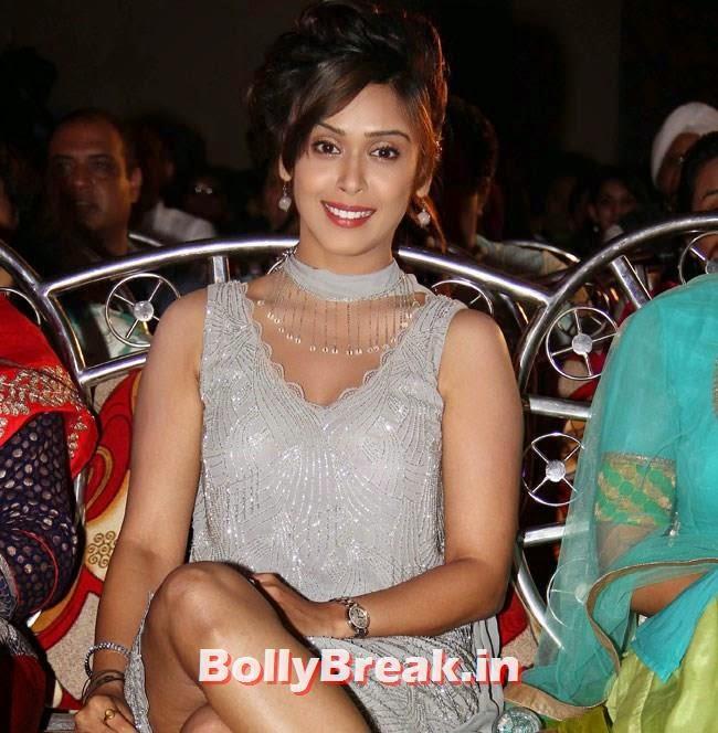 Hrishita Bhatt, Bhajji, Yuvi, Geeta Basra at Mehfil e Sartaj by YuWeCan