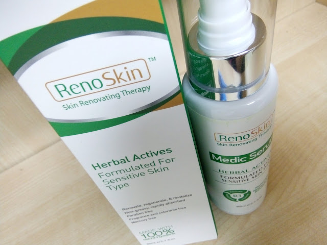 RenoSkin Medic Serum Merawat Eczemar Kulit Sensitif