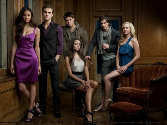 Vampire Diaries Season 5 Cast