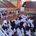 Meriahnya Acara Temu Akbar 1000 Pelajar Se-Indramayu