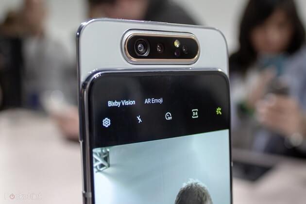 سعر ومواصفات هاتف Samsung Galaxy A80