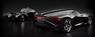 La Voiture Noire bugatti most costliest car in the world