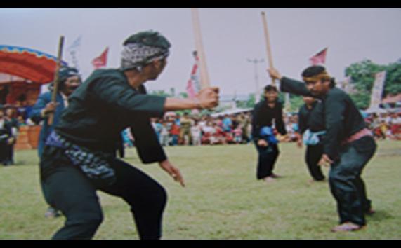 Seni Gulat Sampyong, Lambang Ketangguhan Lelaki Sunda