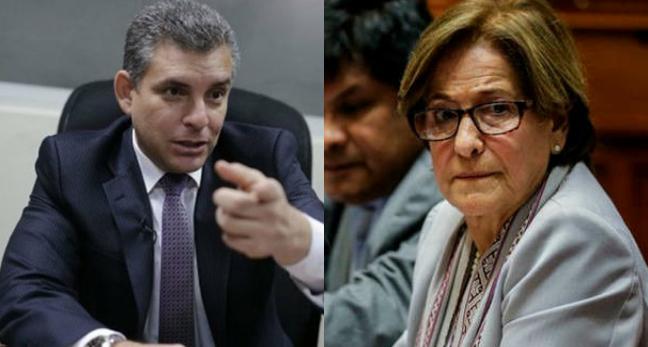 """Rafael Vela sobre Susana Villarán: """"Su situación jurídica es complicada"""""""