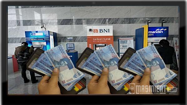 Cara Ambil Uang Di ATM BRI, BNI, BCA dan Mandiri