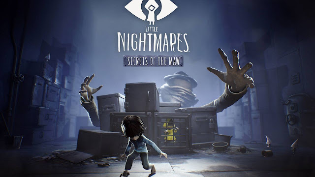 Little Nightmares Secrets of The Maw Chapter 1