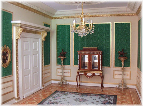 Green Panelled Room