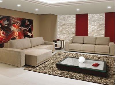 Estrela decora o da sala de estar feng shui for Cores sala de estar feng shui