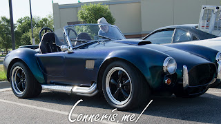 AC Cobra Replica side