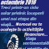 Horoscop Scorpion octombrie 2016
