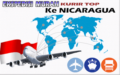 JASA EKSPEDISI MURAH KURIR TOP KE NICARAGUA