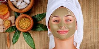 cara membuat Masker wajah untuk kulit berminyak