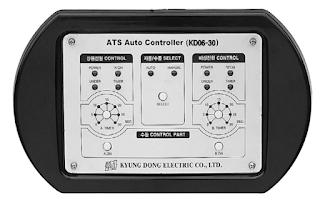 Hình ảhh bộ điều khiển ATS