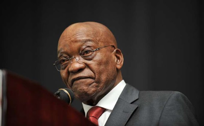 Jacob Zuma's son Vusi dies