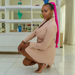 DJ Cuppy Looks Gorgeous In New Photo
