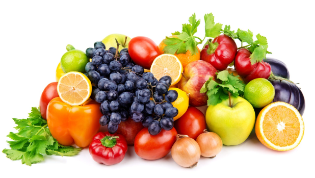 Fruits and Vegetables in your diet