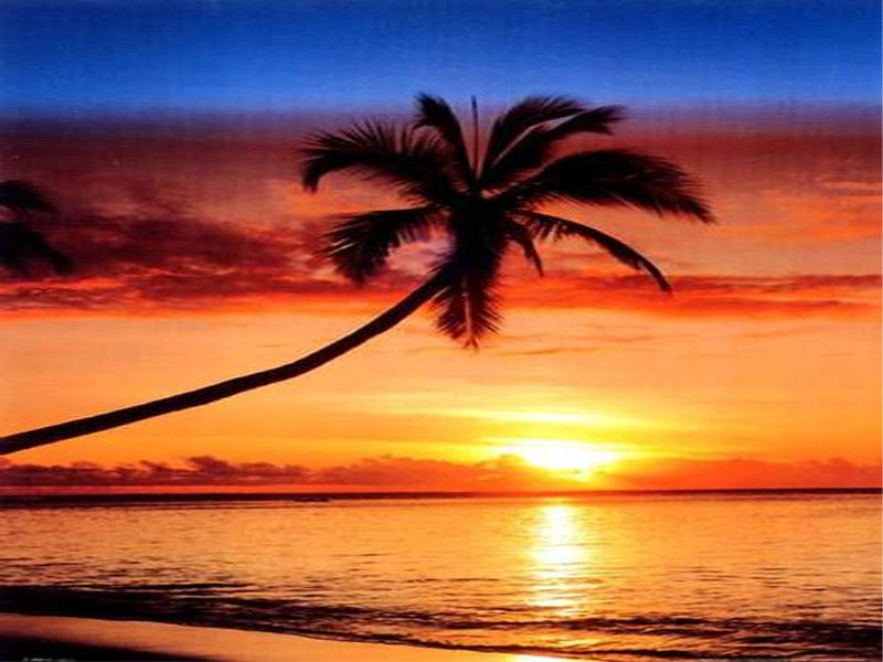 Top 10 Amazing Things: 10 Beautiful Sunset Views