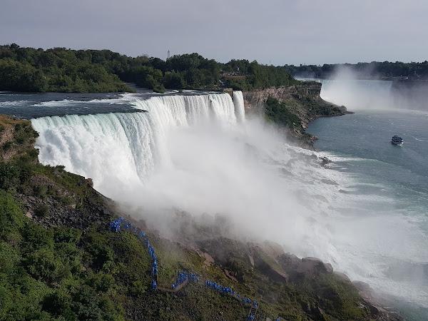 Niagara Şelalesi Gezisi