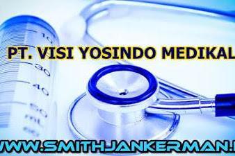 Lowongan PT. Visi Yosindo Medikal Pekanbaru Agustus 2018