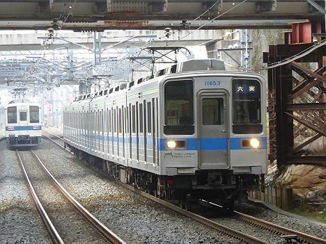 【消滅してしまった】東武野田線 六実行き3 10030系・10030系R(2016.3 種別なし表示消滅)