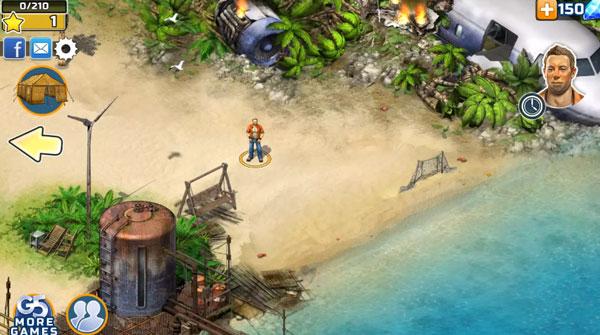 Survivors: The Quest Gameplay