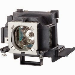 lampu projector panasonic