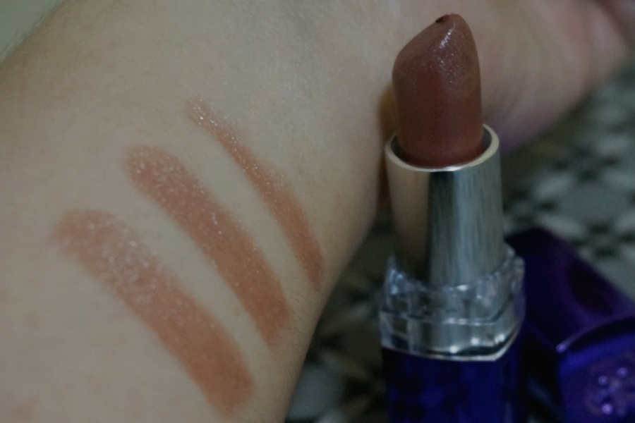 Rimmel Lipstick in Precious Brown
