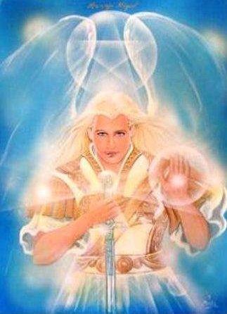 Anielska Oaza Anioł Sprawiedliwości