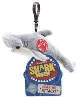 Shark Week 2018 Dandee Plush Backpack Clips 01