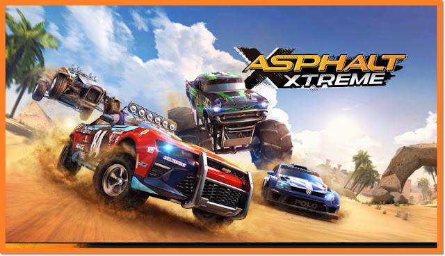 Asphalt Xtreme APK OBB V1.5.1  Nova Atualização